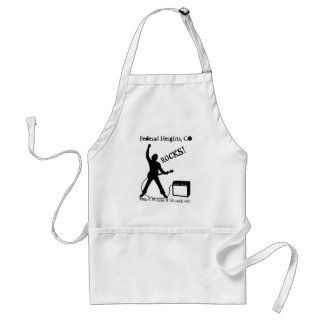 Federal Heights CO Apron