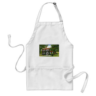 Federal Hill, Bardstown, Kentucky Apron