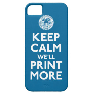 Federal Reserve Keep Calm Parody Case