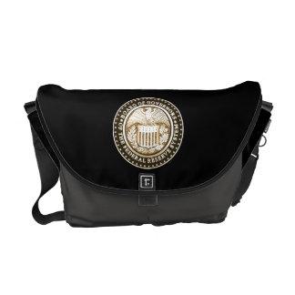 Federal Reserve Messenger Bag