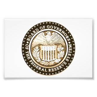 Federal Reserve Photographic Print
