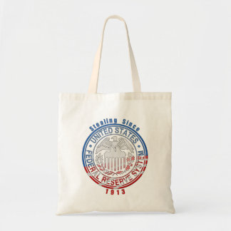 Federal Reserve System Tote Bag