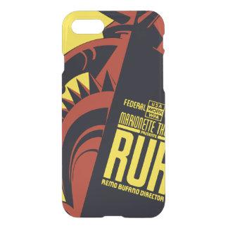 "Federal Theatre: Marionette Theatre presents ""RUR"" iPhone 7 Case"