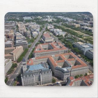 Federal Triangle Washington D.C. Mouse Pad