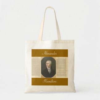 Federalist Tote Budget Tote Bag