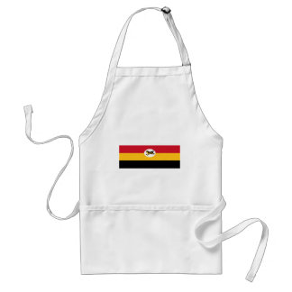Federated Malay States Flag (1895-1946) Aprons