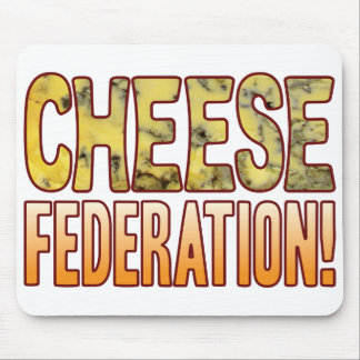 Federation Blue Cheese Mouse Mat
