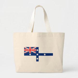 Federation Flag ( Australia 1831) Jumbo Tote Bag