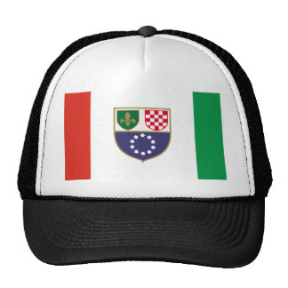 Federation Of Bosnia And Herzegovina, Bosnia and H Trucker Hat