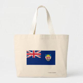 Federation of Rhodesia and Nyasaland Flag (1953-63 Jumbo Tote Bag