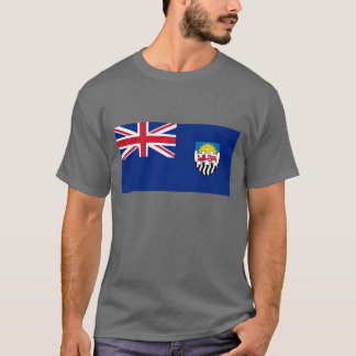 Federation of Rhodesia and Nyasaland Flag (1953-63 T-Shirt