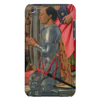 Federico da Montefeltro, detail from the Brera Alt Barely There iPod Cover