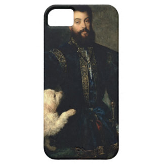 Federigo Gonzaga, Duke of Mantua, c.1525-30 (oil o iPhone 5 Cover