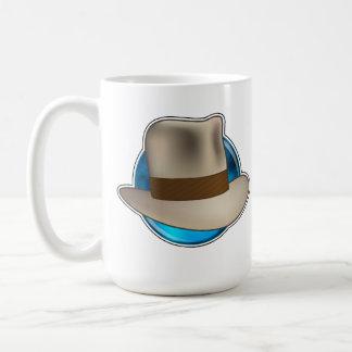 Fedora Chronicles' Big Blue logo Mug