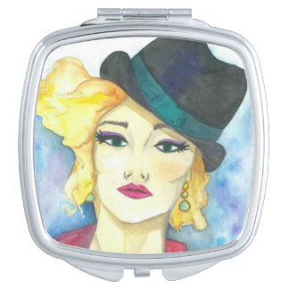 Fedora Makeup Mirrors