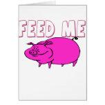 FEED ME PIG