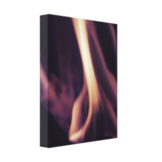Feed the Fire of Desire Stretched Canvas Prints
