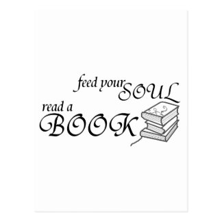 Feed Your Soul Postcard