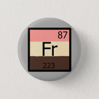 Feeder Francium Periodic Table Feedist Pin