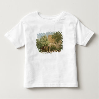 Feeding the Chickens Toddler T-Shirt