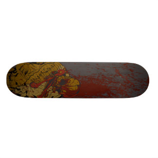 Feeding Zombie Skate Board