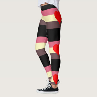 Feedist Pride Flag Leggings—Super Stretchy! Leggings