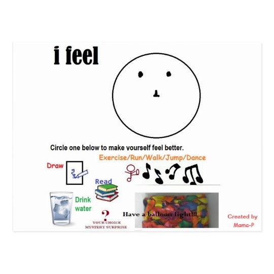 Feel Better Post Cards