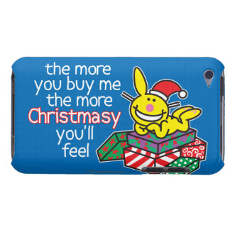 Feel Christmasy Barely There iPod Covers