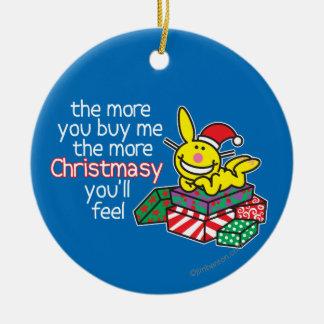Feel Christmasy Christmas Ornament