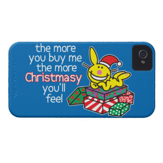 Feel Christmasy iPhone 4 Case-Mate Case