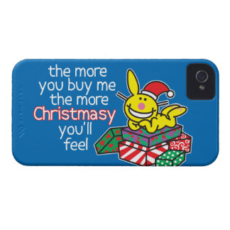 Feel Christmasy iPhone 4 Case-Mate Cases
