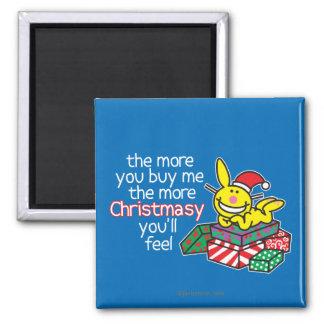 Feel Christmasy Magnet