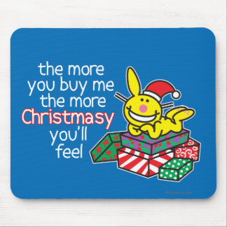 Feel Christmasy Mouse Mat