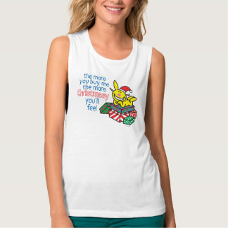 Feel Christmasy Tank Top
