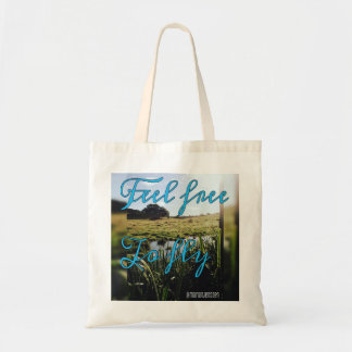 Feel free tote bag