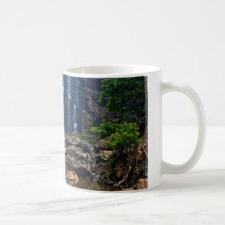 Feel Fresh Morning Basic White Mug