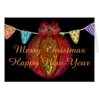 Feel Good Christmas Holiday Greeting Cards