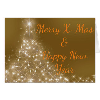 Feel Good Christmas - New Year Greetingcards Note Card