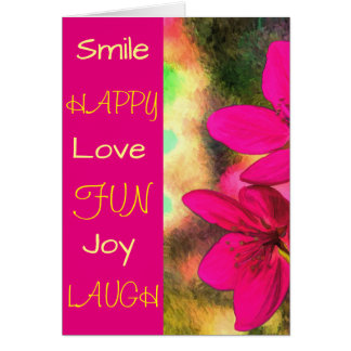 Feel Good Motivational Greeting Cards