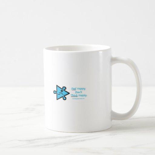 Feel Happy Mugs