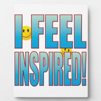 Feel Inspired Life B Plaque