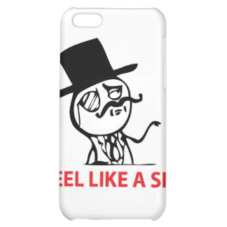 Feel Like a Sir iPhone 5C Case