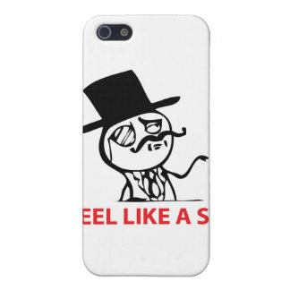 Feel Like a Sir iPhone 5 Cases