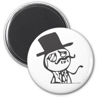 Feel Like A Sir Fridge Magnet