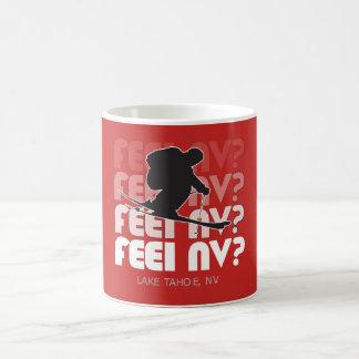 feel NV? (TM) Coffee/Tea Mug