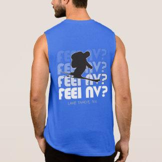 feel NV? (TM) Muscle Top/Tank Top