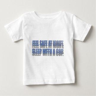 FEEL SAFE AT NIGHT BABY T-Shirt