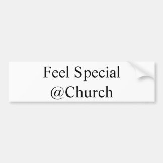 """Feel Special @Church"" sticker"