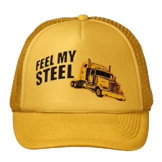 feel steel cap