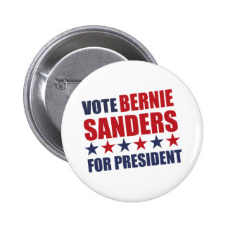 Feel the Bern 6 Cm Round Badge